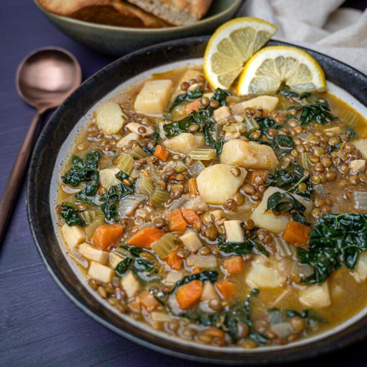 image of Lebanese food