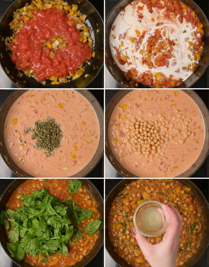 Step by step instructions to make curry