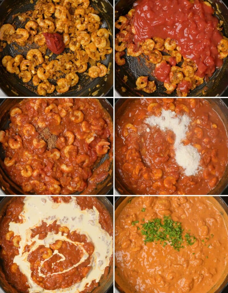 curry making step by step instructions