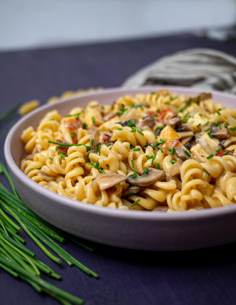 close up photo of pasta