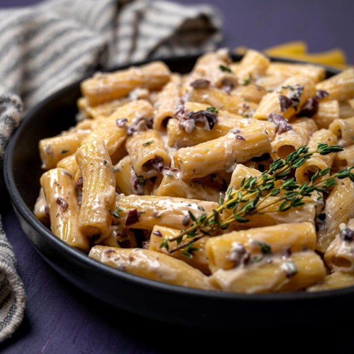image of a Mediterranean dish